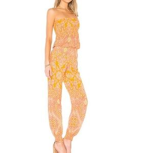 Free People Pants - Free People Thinking Of You Jumpsuit